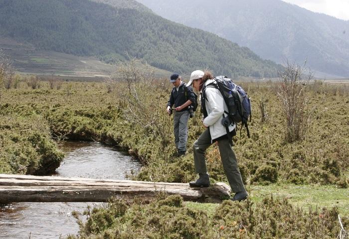 Gangtey Trek Bhutan
