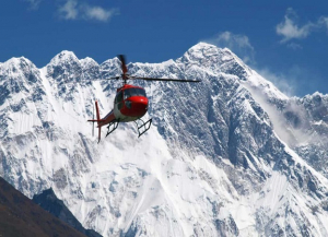 One Day Everest Base Camp Helicopter Tour Package