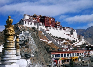 4 Days Tibet Tour Packages - Lhasa City Sightseeing