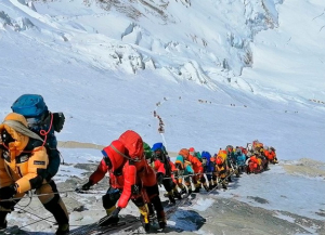 8 Days Tibet Tour From Nepal Via Everest Base Camp