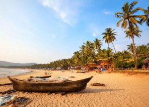 8 Nights 9 Days Golden Triangle with Goa Beach Holiday