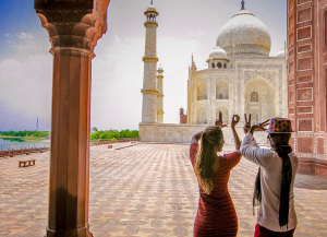 Golden Triangle Honeymoon Packages India 5 Days 4 Nights