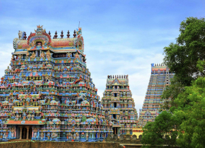 10 Days 9 Nights South India Temples Tour from Mumbai