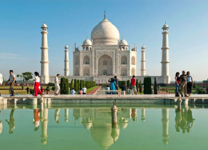 10 Days Taj Mahal with Bandhavgarh and Kanha Tour