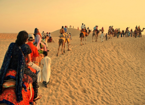 7-8 Days Rajasthan Tour from Delhi - Jaipur Jodhpur Jaisalmer