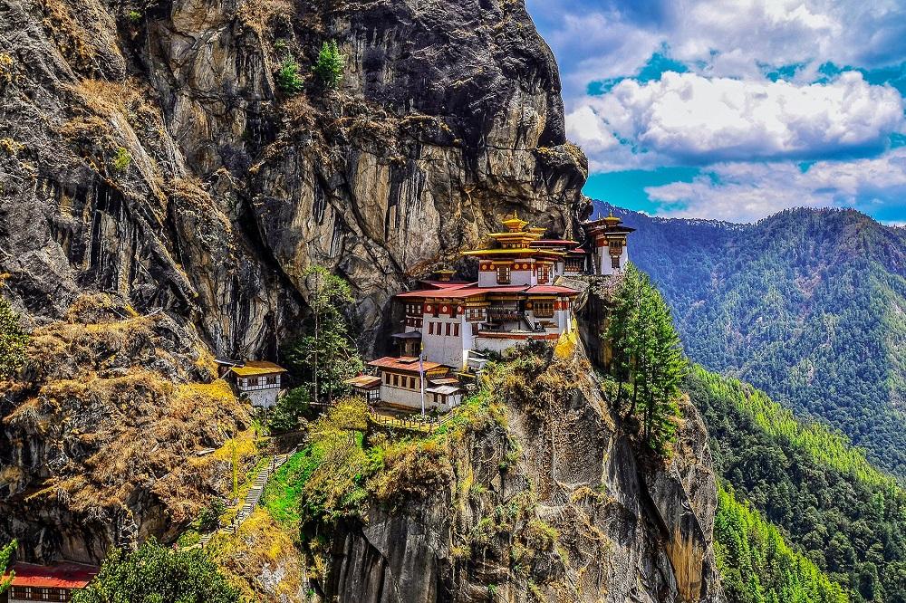 Tigerss Nest Monastery Bhutan