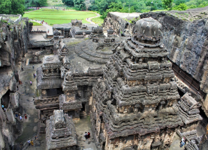 6 Nights 7 Days Ajanta Ellora Caves Mumbai Tour - Itinerary, Sightseeing