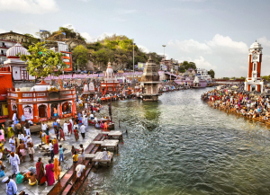 5 Days Haridwar Rishikesh Mussoorie Tour Package from Delhi