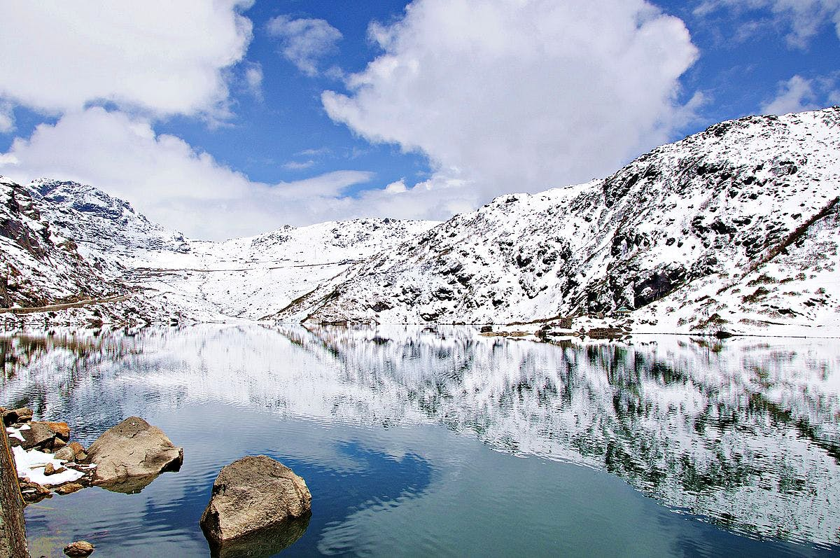Changu Lake, Gangtok