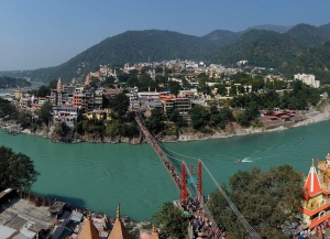 2 Nights 3 Days Rishikesh Tour Packages from Mumbai