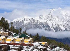 5 Nights 6 Days Rishikesh Auli Tour from Delhi - Itinerary, Packages