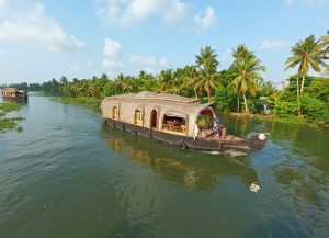7 Nights 8 Days Kerala Backwaters Tour, Houseboat Packages
