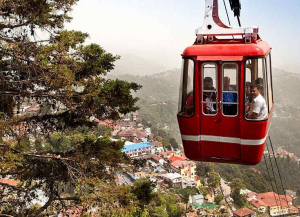 3 Nights 4 Days Mussoorie Tour Packages from Ahmedabad