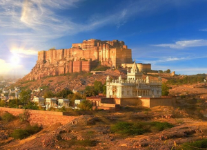 21 Days Golden Triangle with Rajasthan Tour