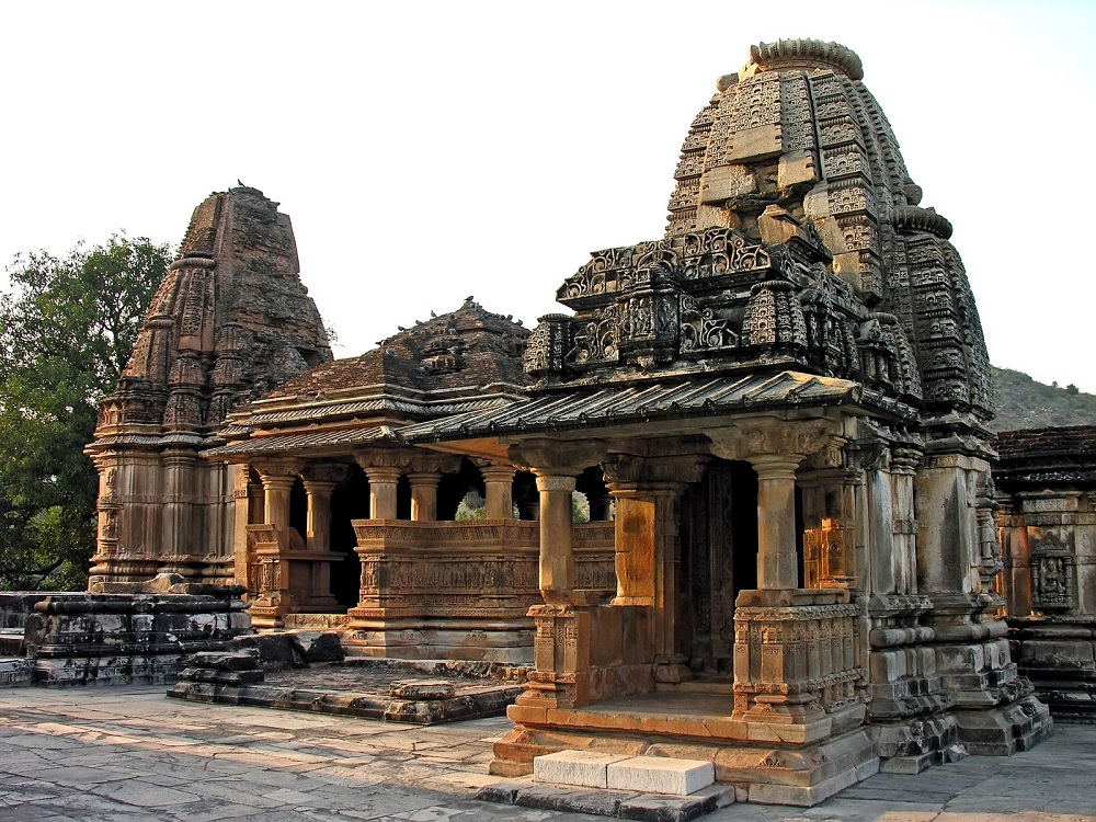 Eklingji Nagda Temple, Udaipur