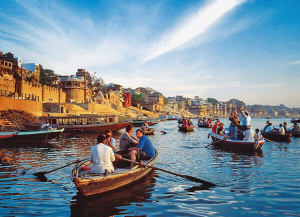 8 Nights 9 Days Golden Triangle Tour with Varanasi