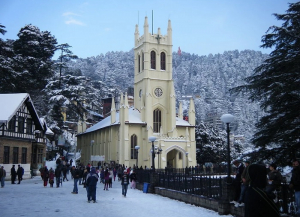 15 Days Delhi Agra Jaipur with Shimla Manali Tour