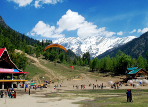5 Nights 6 Days Himachal Tour Packages from Delhi