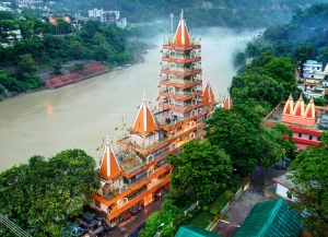 4 Nights 5 Days Haridwar Rishikesh Badrinath Tour Package
