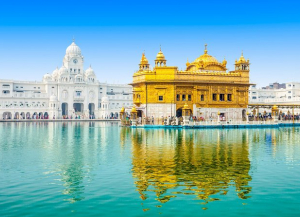 9 Nights 10 Days Golden Triangle Tour with Amritsar