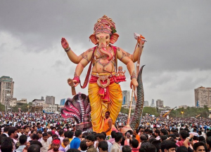 Full Day Ganesh Chaturthi Tour Mumbai- Festival, Event