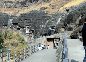 6 Days Ajanta Ellora Caves Tour from Mumbai