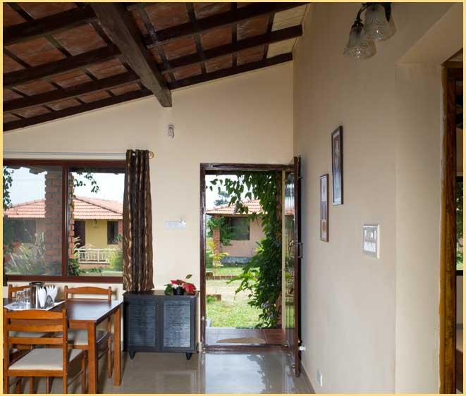 peepal tree cottage inside
