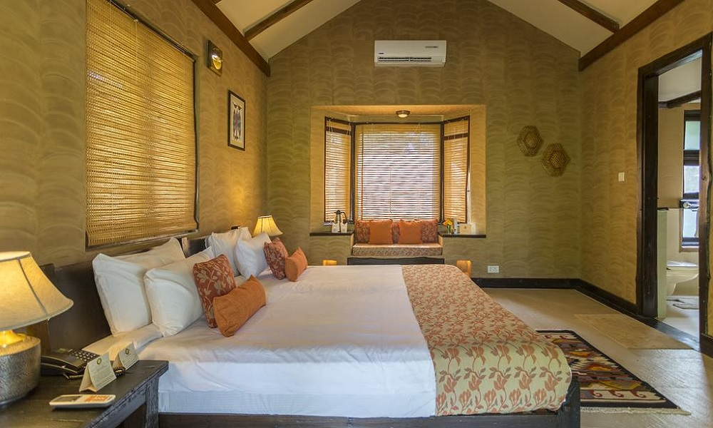 Kings Lodge Bandhavgarh Cottage