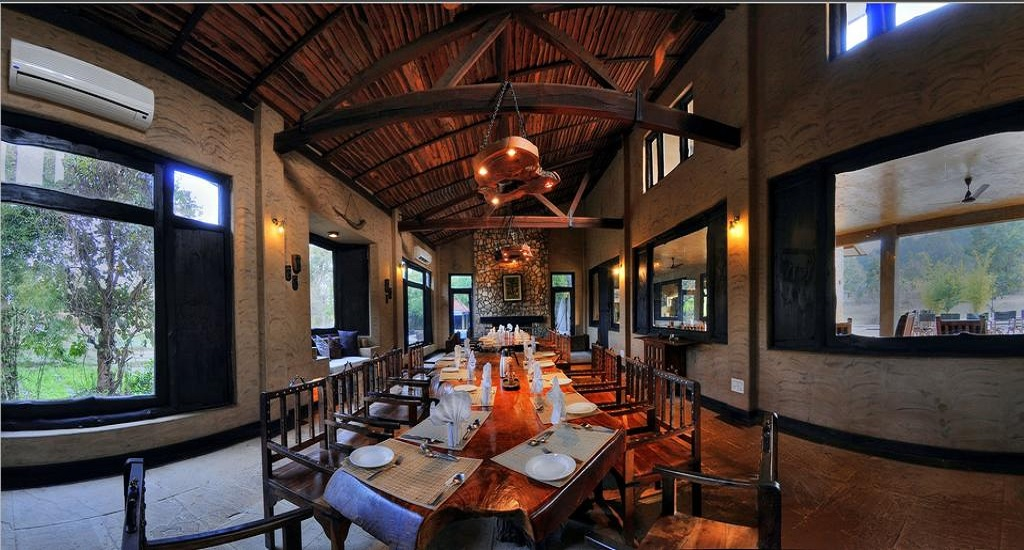 Kings Lodge Bandhavgarh Dining