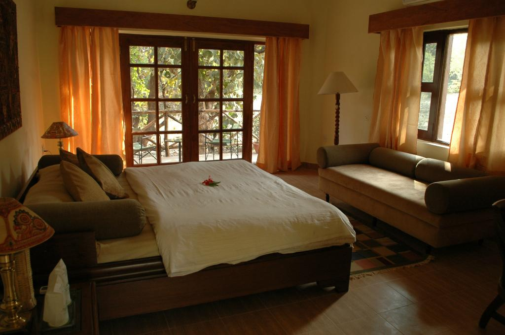 bandhavgarhlodge room