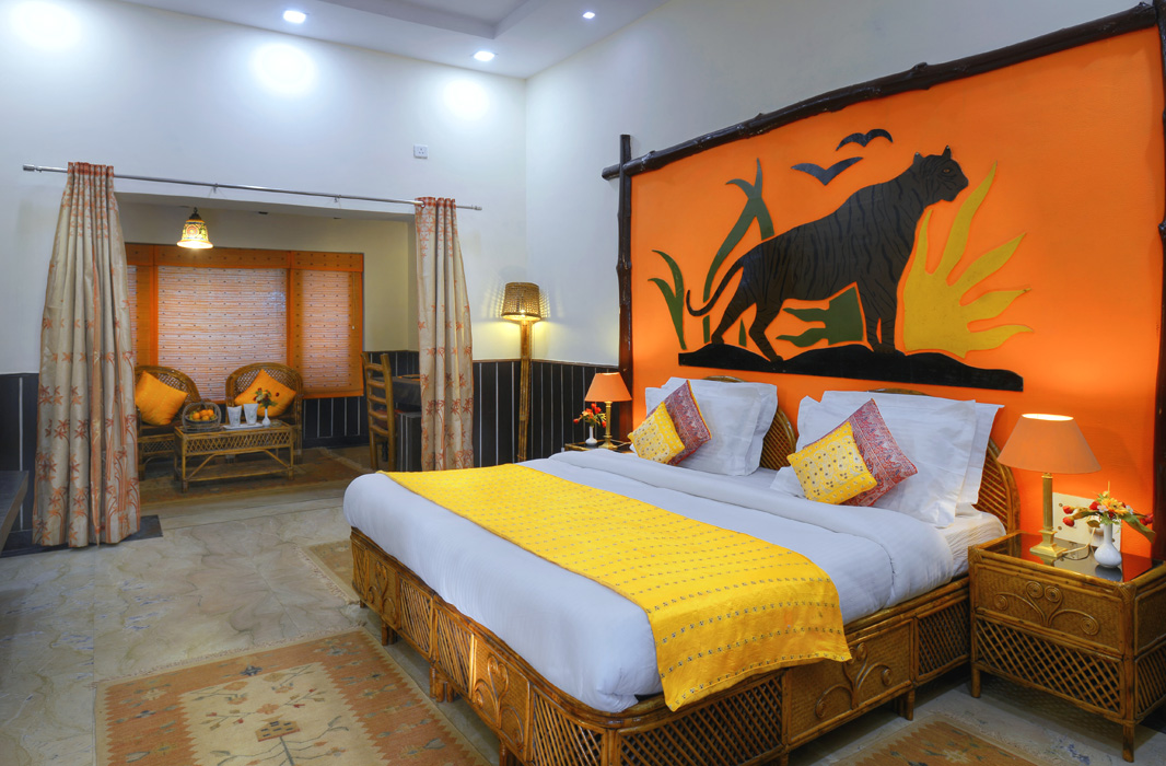 Nature Heritage Resort bedroom