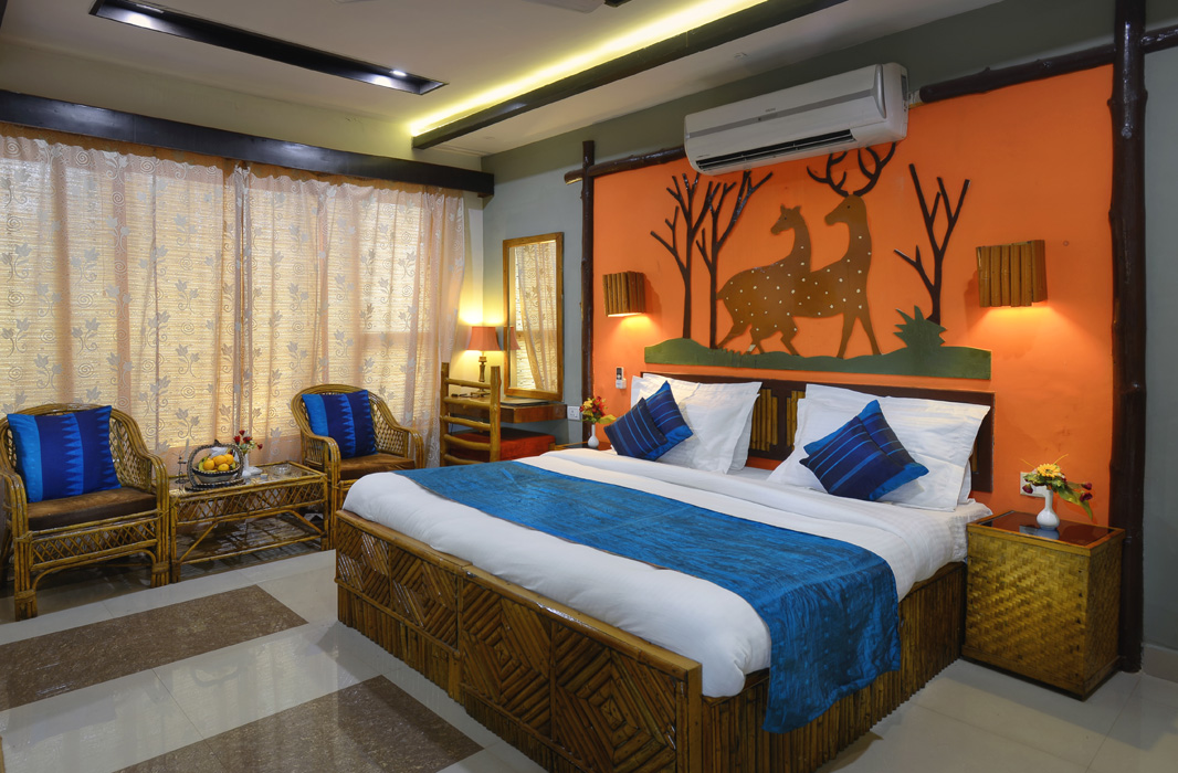 Nature Heritage Resort bedroom2