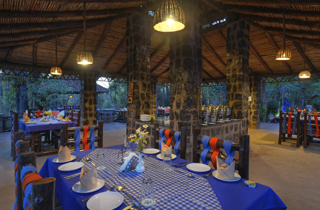Nature Heritage Resort restaurant