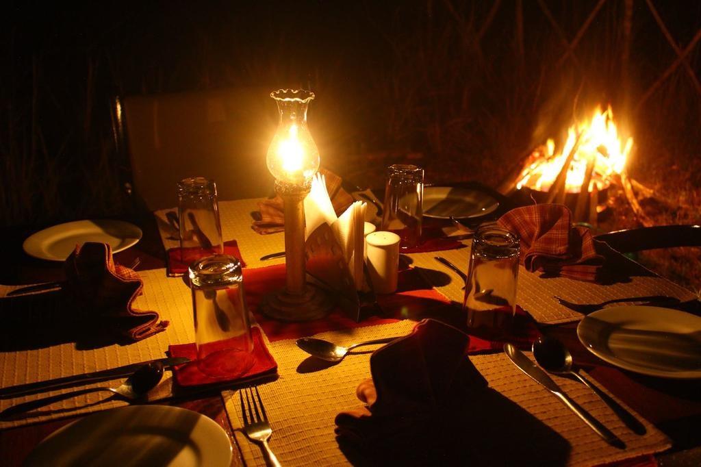Infinity Resorts Bandhavgarh Bonfire