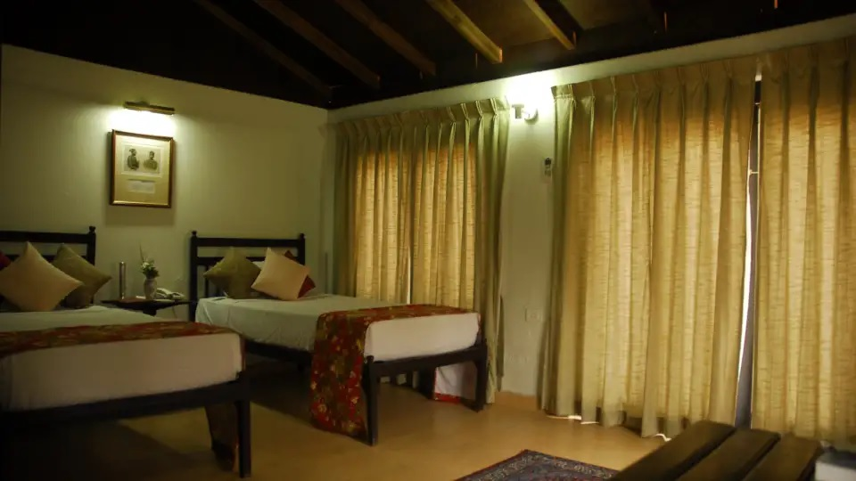 Infinity Resorts Bandhavgarh Deluxe BedRoom