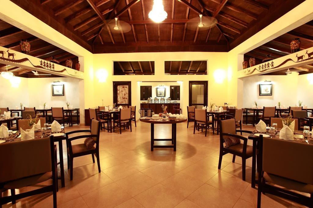 Infinity Resorts Bandhavgarh Dining