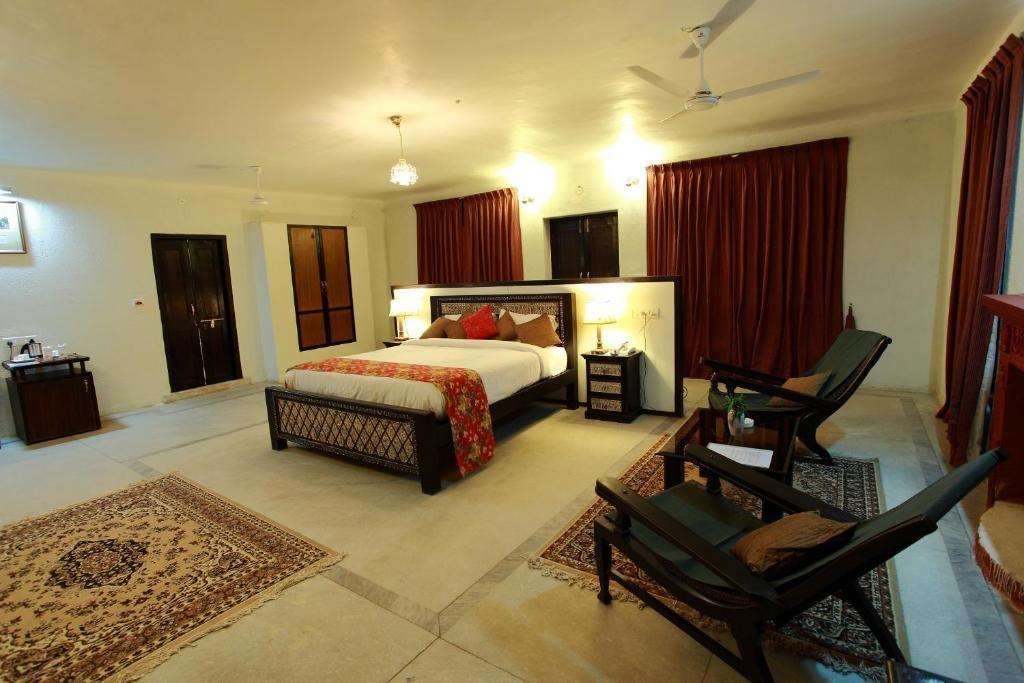 Infinity Resorts Bandhavgarh Pavilion1