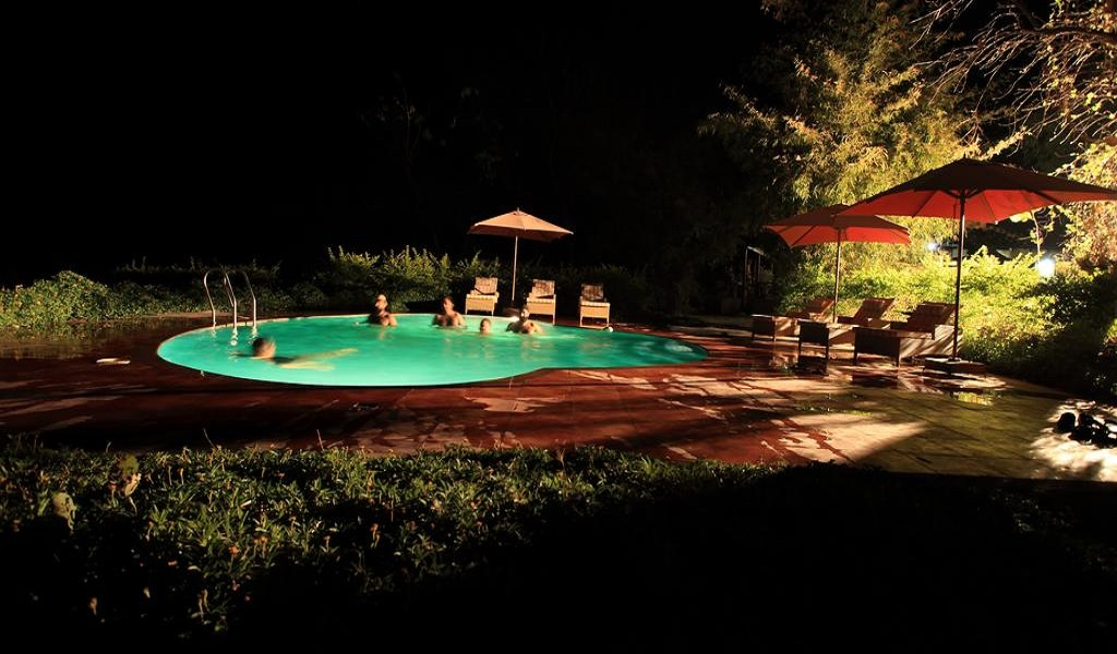 Infinity Resorts Bandhavgarh Pool
