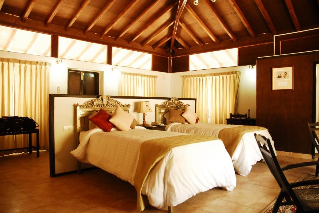Infinity Resorts Bandhavgarh Villa Bedroom2