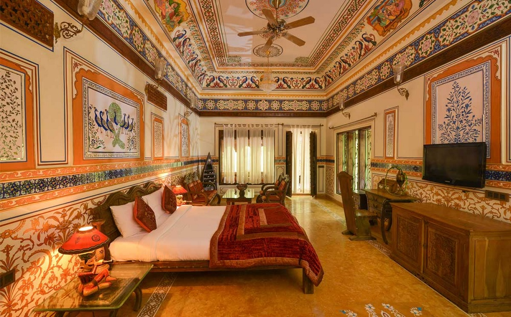 Syna Tiger Resort Bandhavgarh Suite
