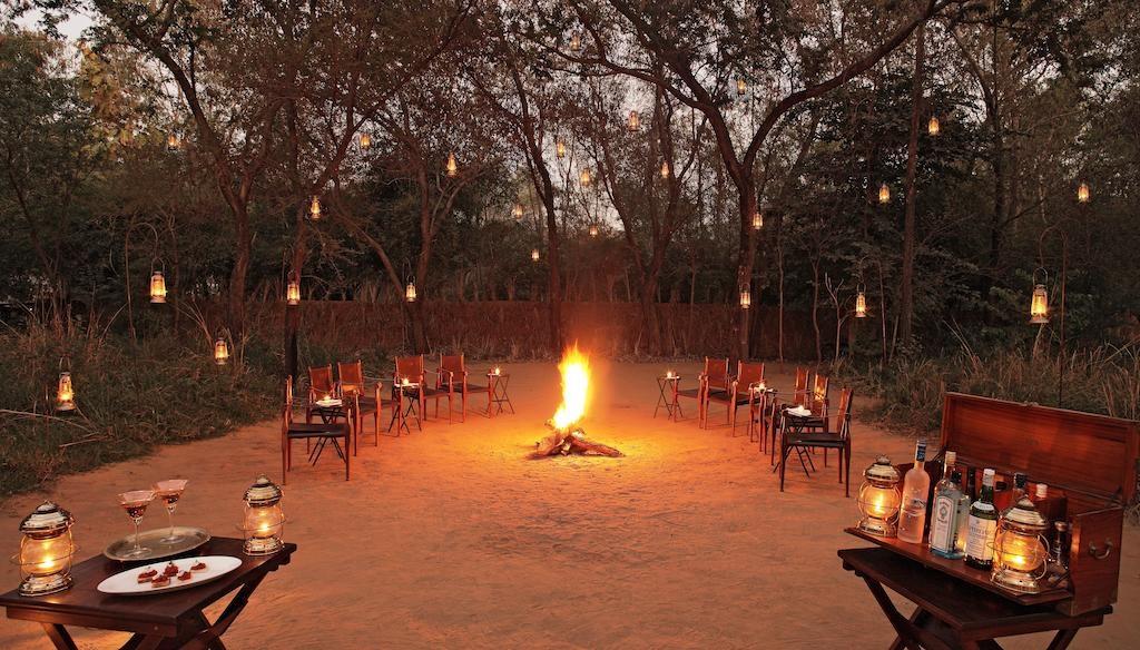 Sujan Sherbagh Resort Bonfire