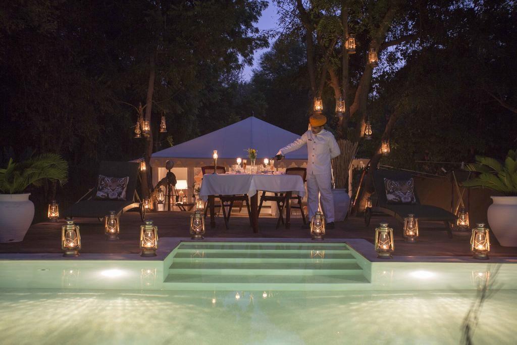 Sujan Sherbagh Resort Burra Sahib Suite Private Dining