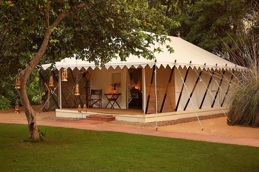 Sujan Sherbagh Resort Luxury Tent
