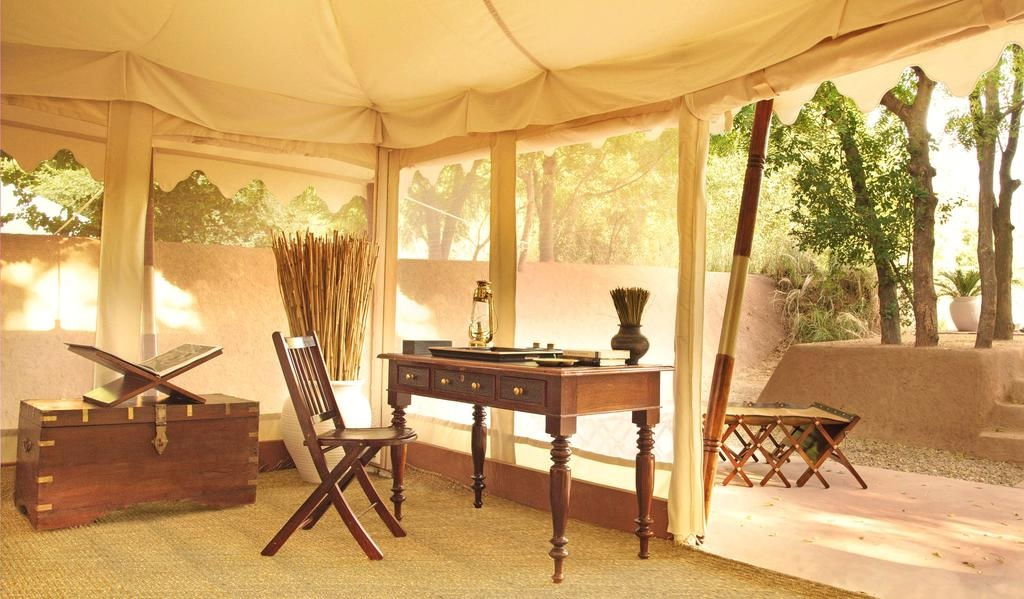 Sujan Sherbagh Resort Luxury Tent2