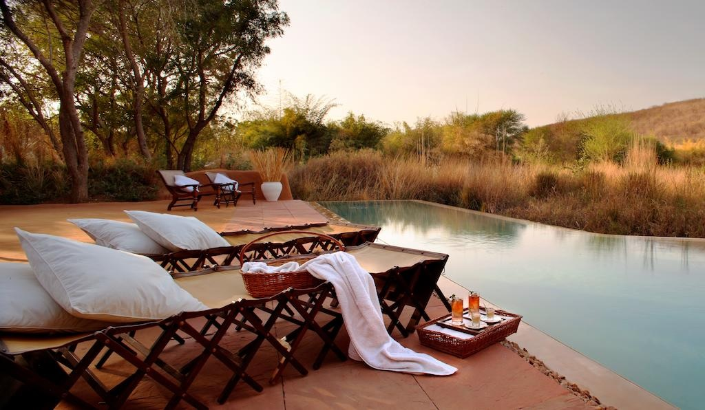 Sujan Sherbagh Resort Pool