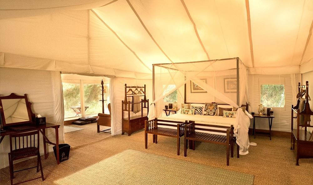 Sujan Sherbagh Resort Pukka Sahib Suite