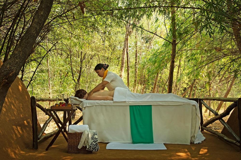 Sujan Sherbagh Resort Ranthambore Spa
