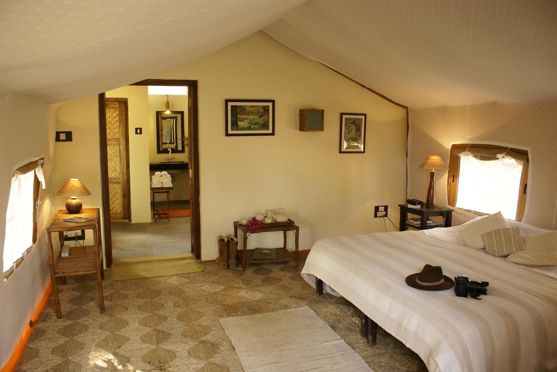 shergarh camp bedroom