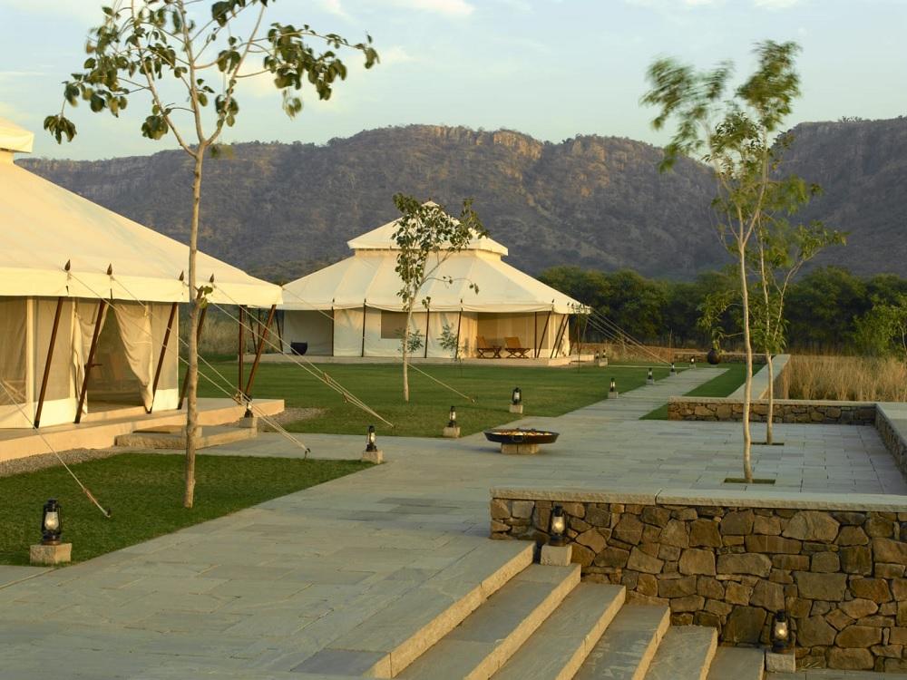 Aman i Khas Luxury Tent1