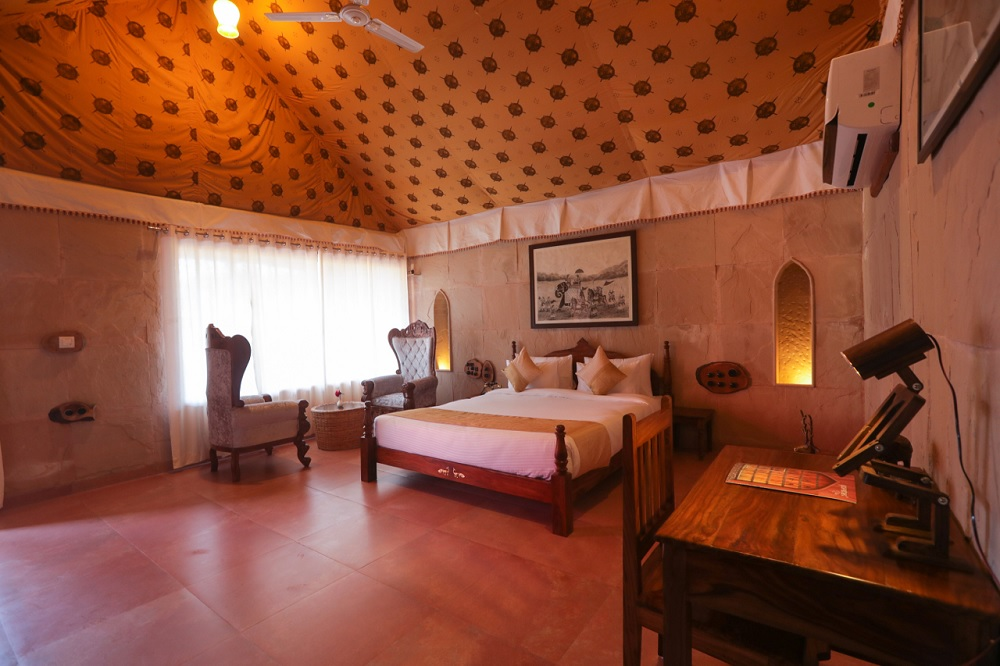 Puratan Qila Ranthambore Deluxe Cottage